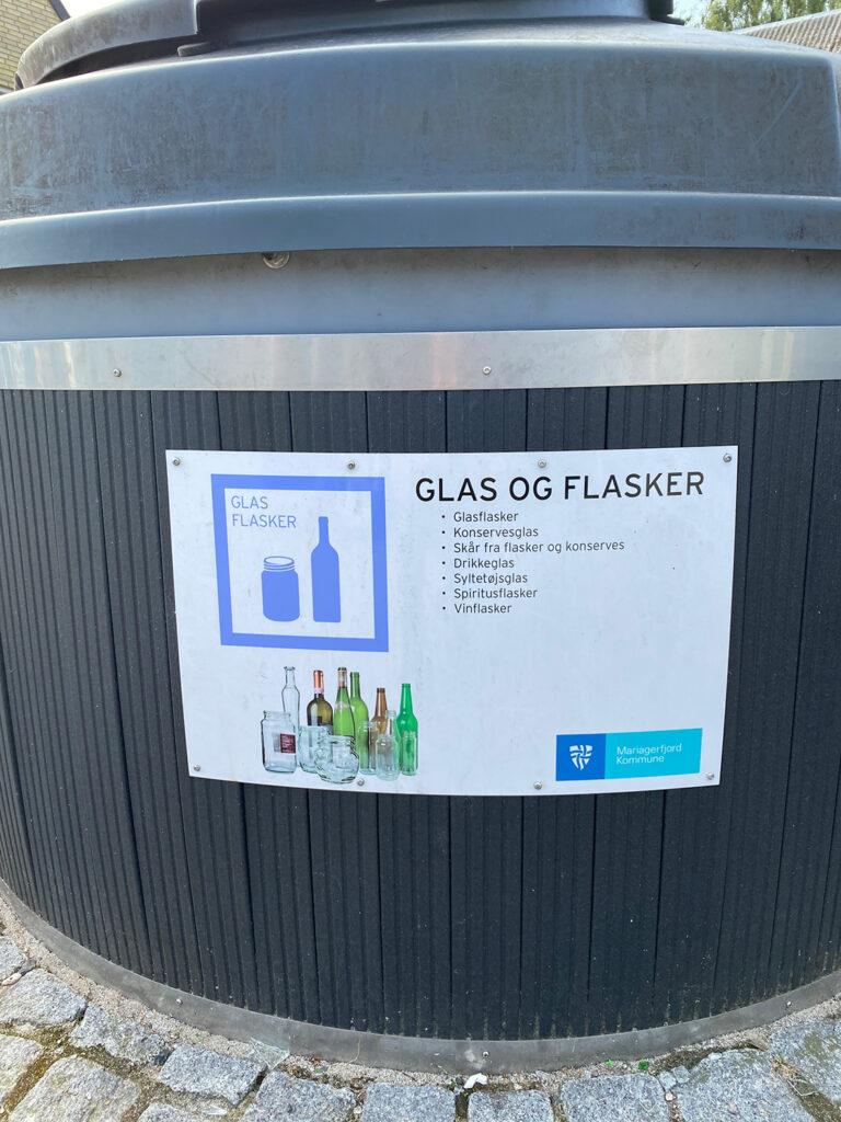 Glas og Plastik